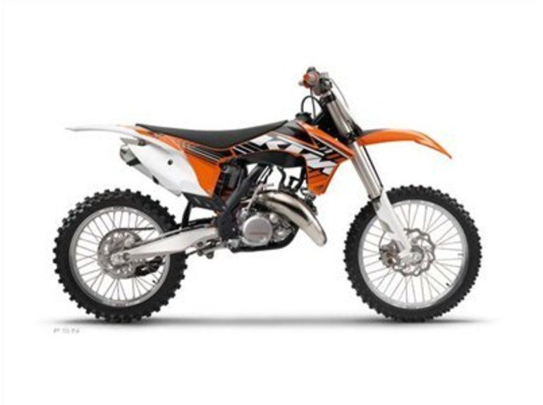 2013 KTM 125 SX 125 for sale on 2040-motos