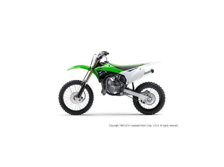 Buy 2014 Kawasaki KX100FEF on 2040-motos
