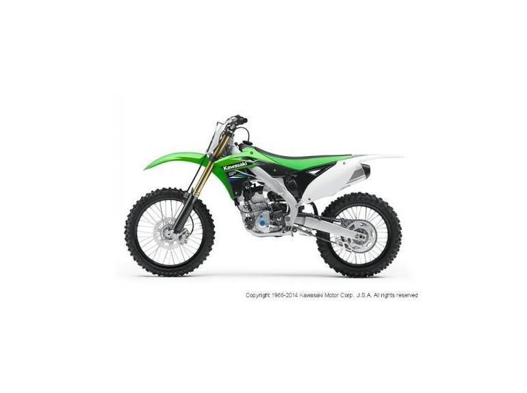 2014 Kawasaki KX250F Competition for sale on 2040-motos