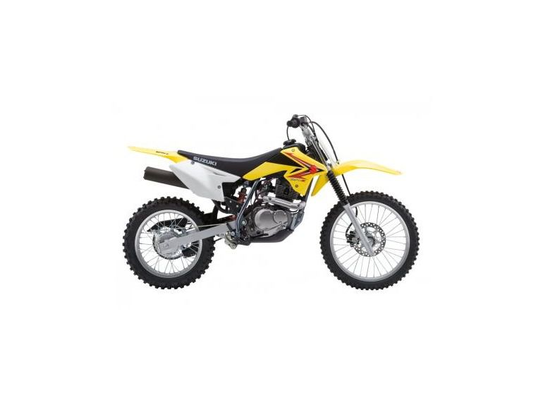 Buy 2013 Suzuki DR-Z125 125 on 2040-motos