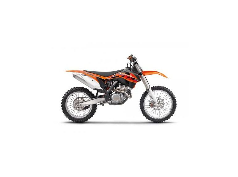 Buy 2014 KTM 350 SX-F on 2040-motos