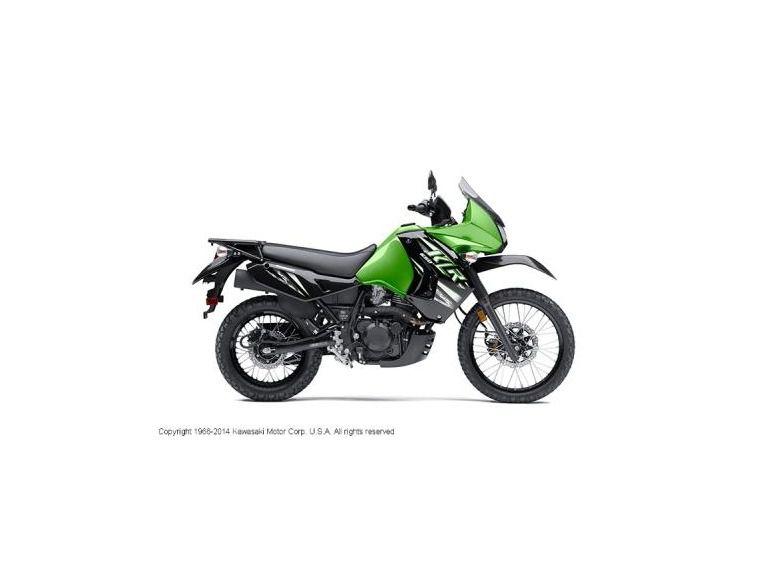 2014 Kawasaki KL650EEFL for sale on 2040-motos