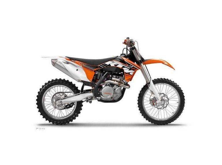 Buy 2012 KTM 450 SX-F on 2040-motos
