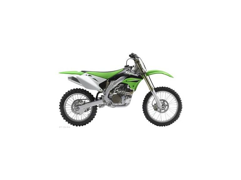 Buy 2006 Kawasaki KX450F on 2040-motos