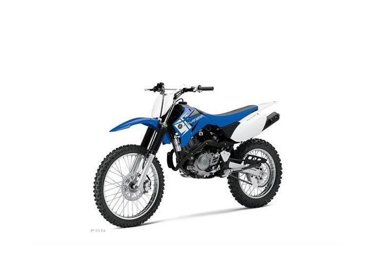 2013 Yamaha TT-R125LE Dirt Bike for sale on 2040-motos