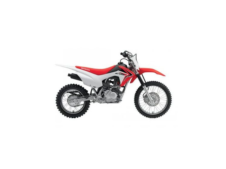 Buy 2014 Honda CRF 125F Big Wheel on 2040-motos