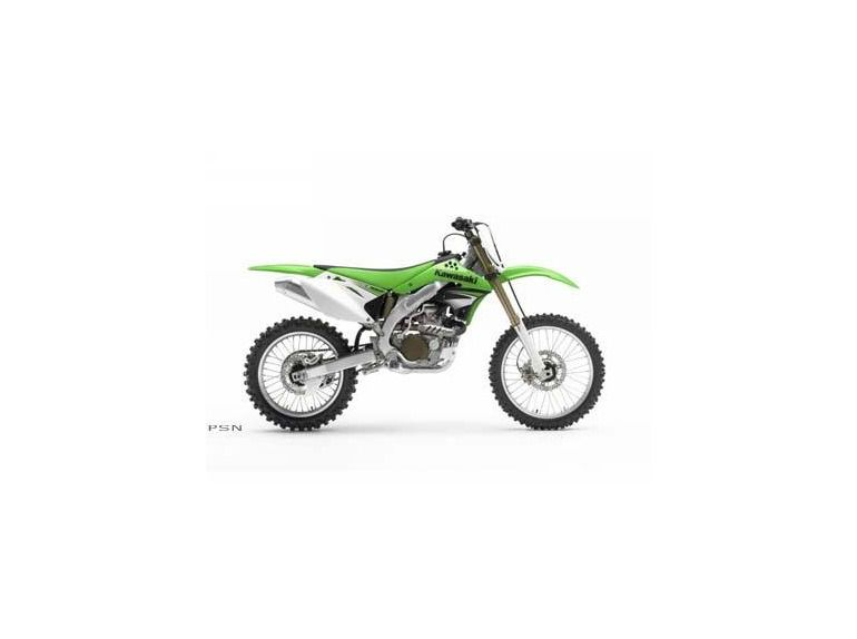 Buy 2007 Kawasaki KX450F on 2040-motos