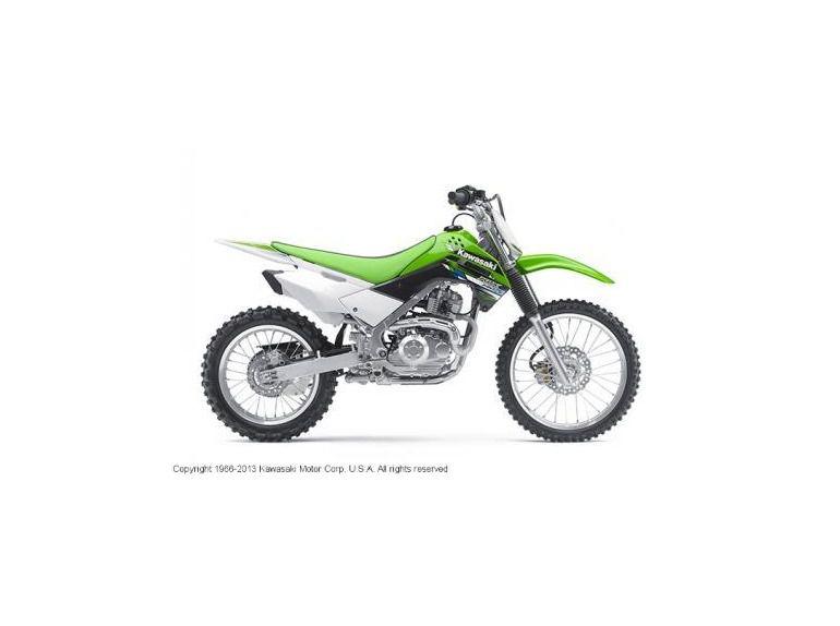 Buy 2014 Kawasaki KLX110 on 2040-motos