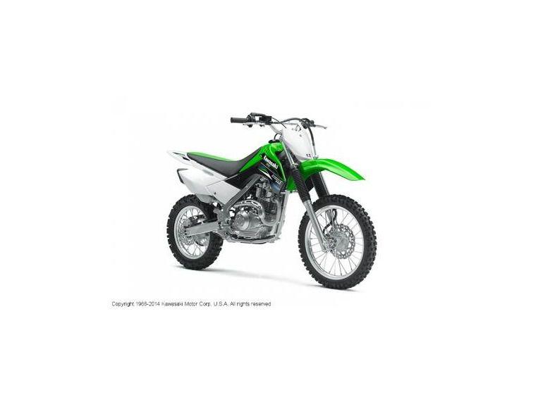 2014 Kawasaki KLX 110L for sale on 2040-motos
