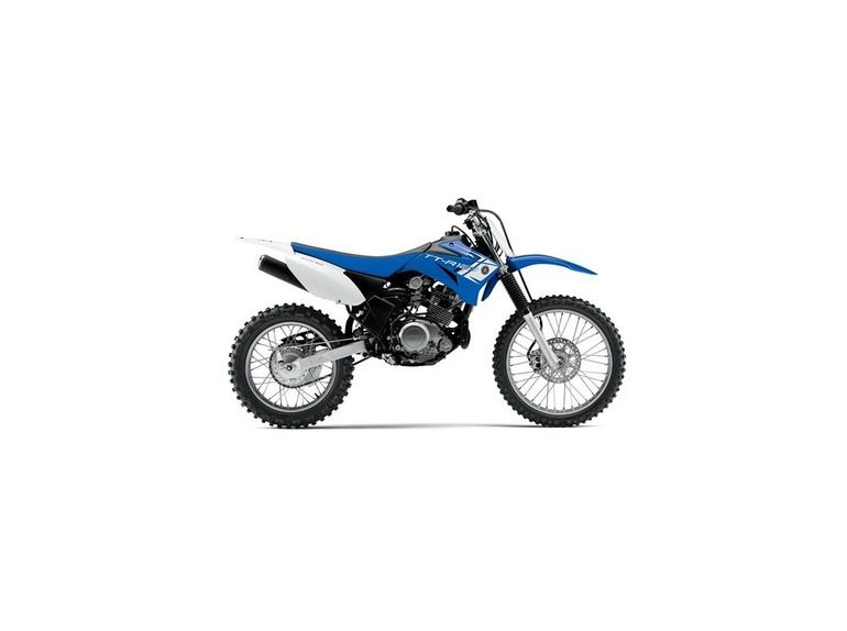 Buy 2014 Yamaha TT-R125LE on 2040-motos