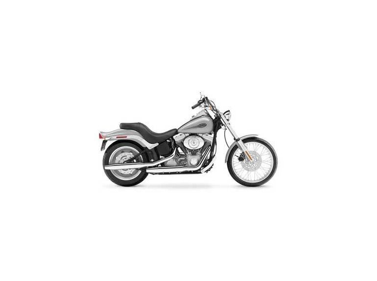 Buy 2006 Harley-Davidson FXST/FXSTI Softail Standard on