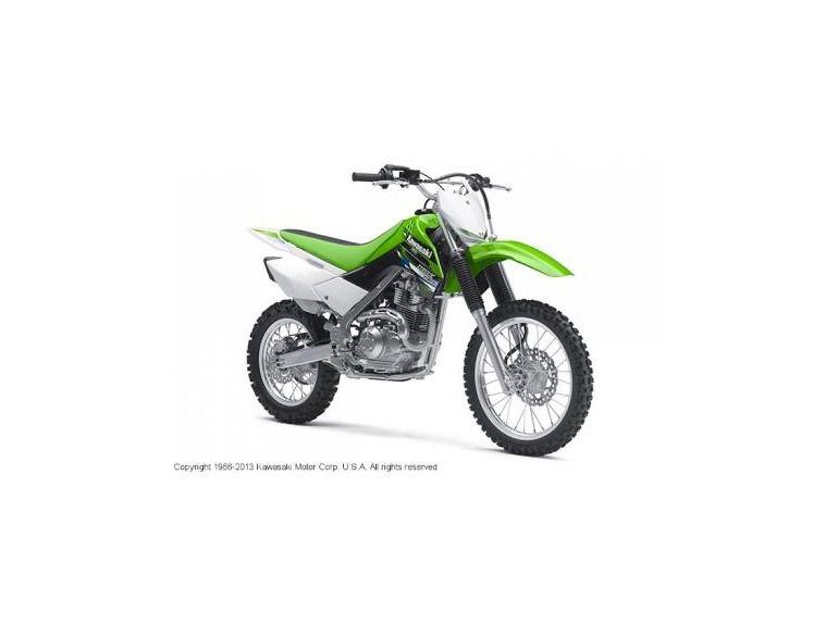 Buy 2013 Kawasaki KLX140ADF on 2040-motos