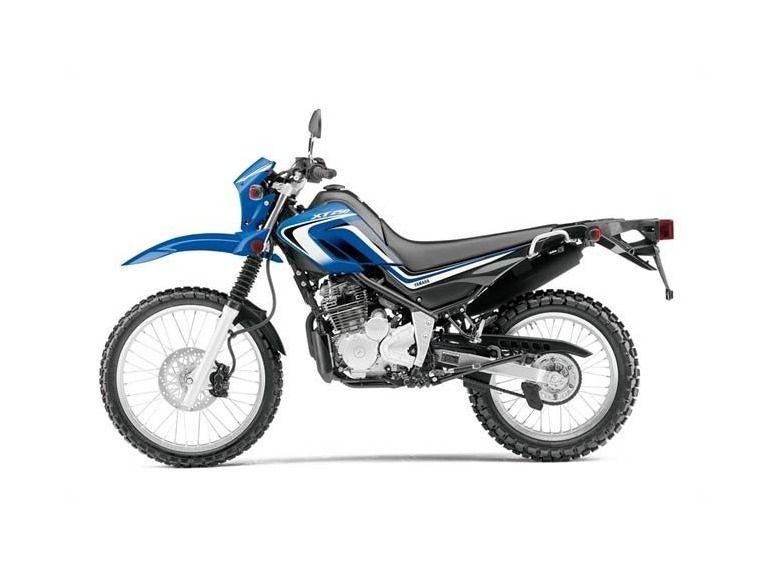 Buy 2014 Yamaha XT250 on 2040-motos