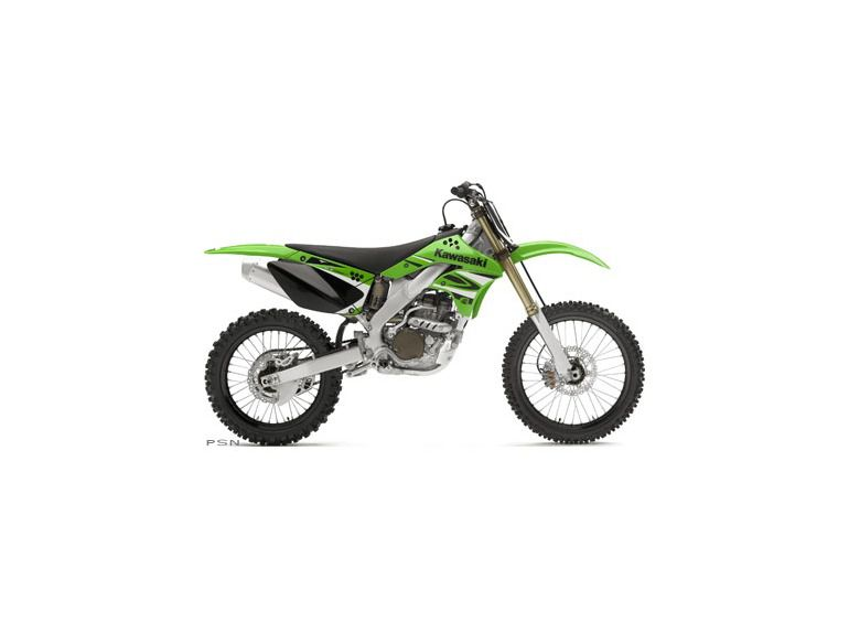 2008 Kawasaki KX250F for sale on 2040-motos
