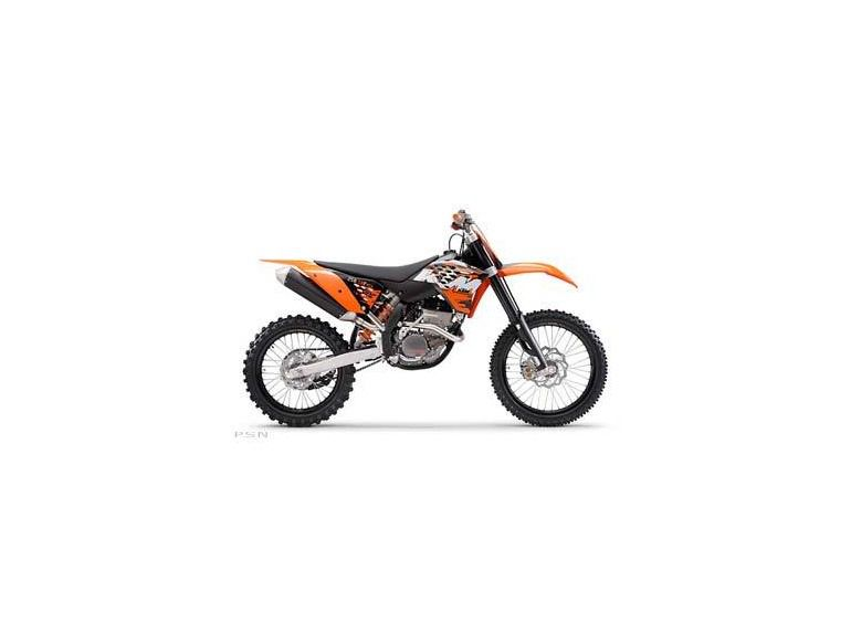 Buy 2008 KTM 250 SX-F on 2040-motos