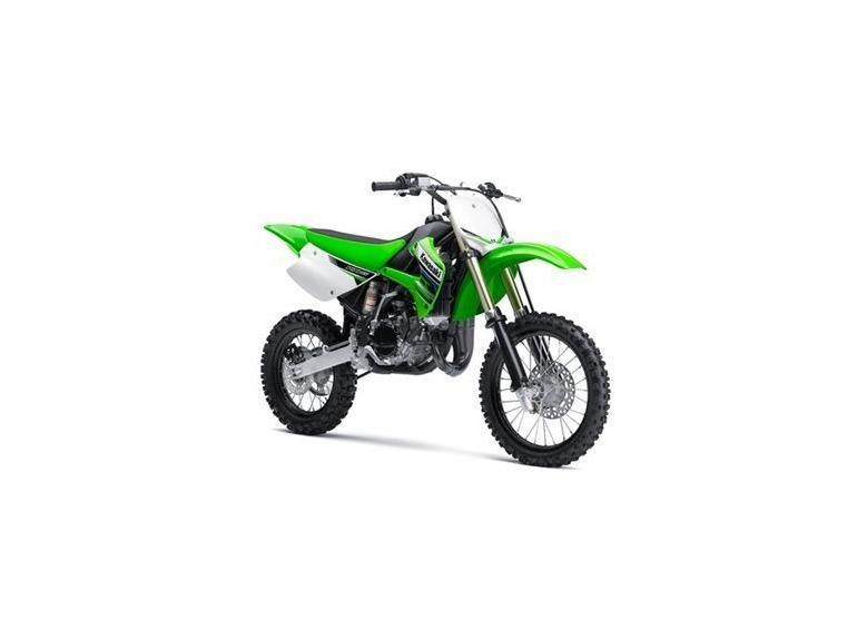 Buy 2009 Kawasaki Kx 100 Dirt Bike on 2040-motos