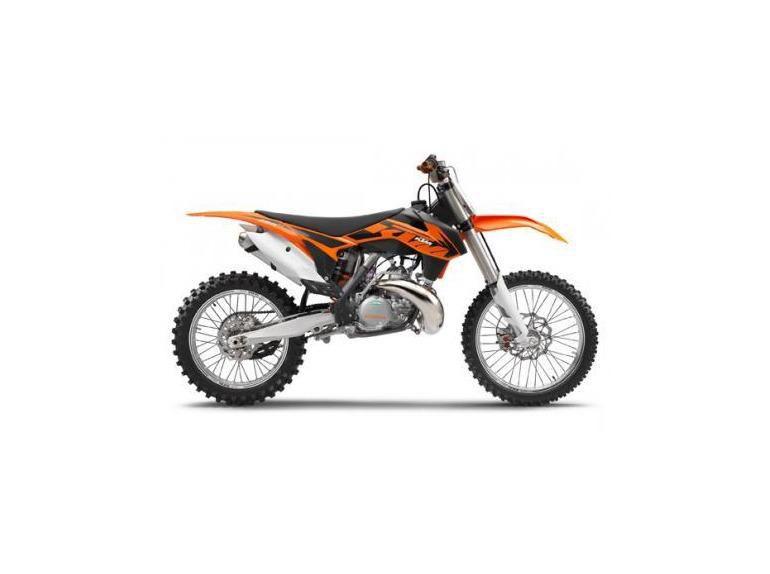 2011 KTM XC 150 Dirt Bike for sale on 2040-motos