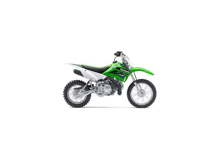 2013 Kawasaki KLX 140L 140L for sale on 2040-motos