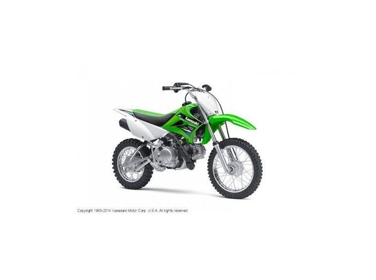 Buy 2014 Kawasaki KLX110R on 2040-motos