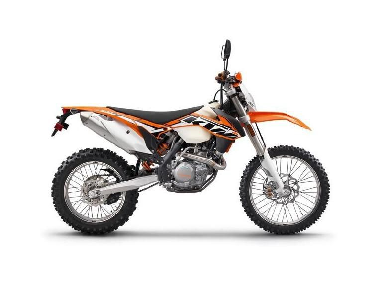 2014 KTM 500 EXC Dual Sport for sale on 2040-motos