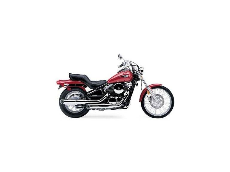 Buy 2004 Kawasaki Vulcan 800 on 2040-motos