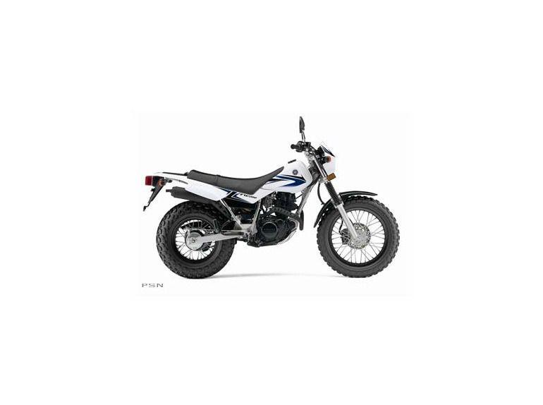 2009 Yamaha TW200 for sale on 2040-motos