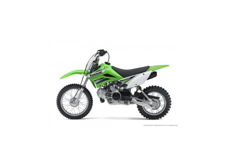 2012 Kawasaki KLX110CCF for sale on 2040-motos