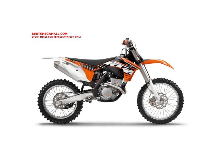 2012 KTM 350 Xc-F for sale on 2040-motos