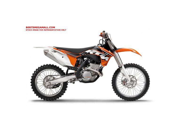 Buy 2012 KTM 250 SXF on 2040-motos