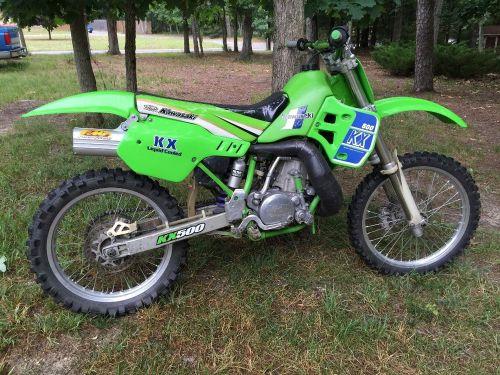 1993 Kawasaki Klx650 Electrical Wiring Schematic