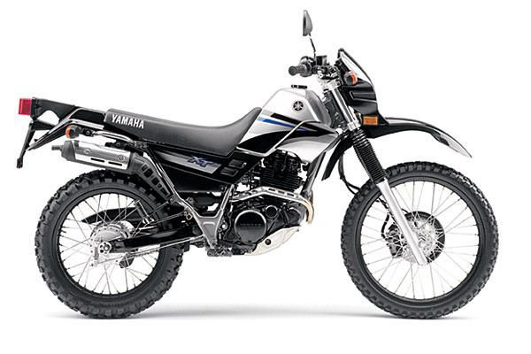 Buy 2005 Yamaha Xt225 Dual Sport on 2040-motos