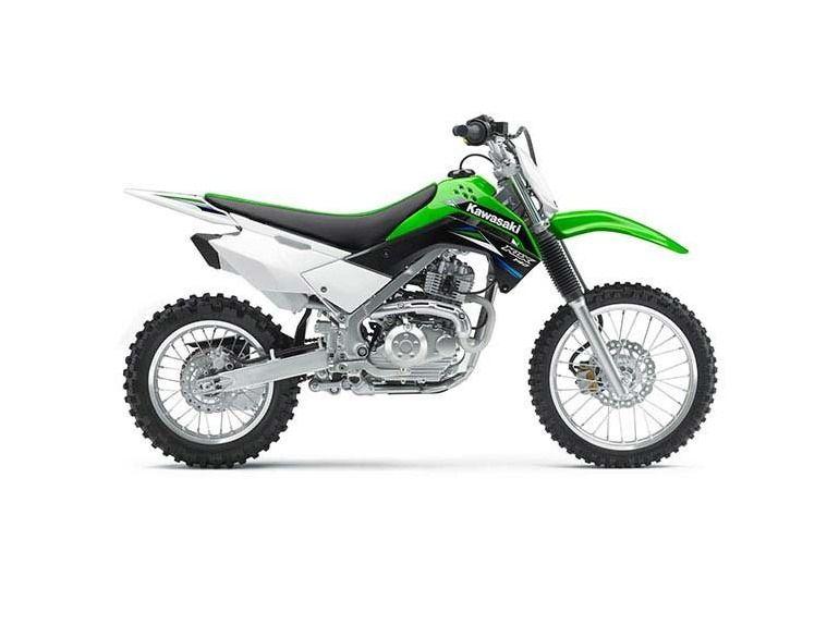 Buy 2014 Kawasaki KLX 140 on 2040-motos