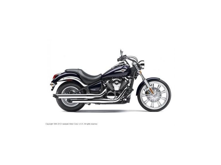 2012 Kawasaki Vulcan 900 Custom VN900CCF for sale on 2040