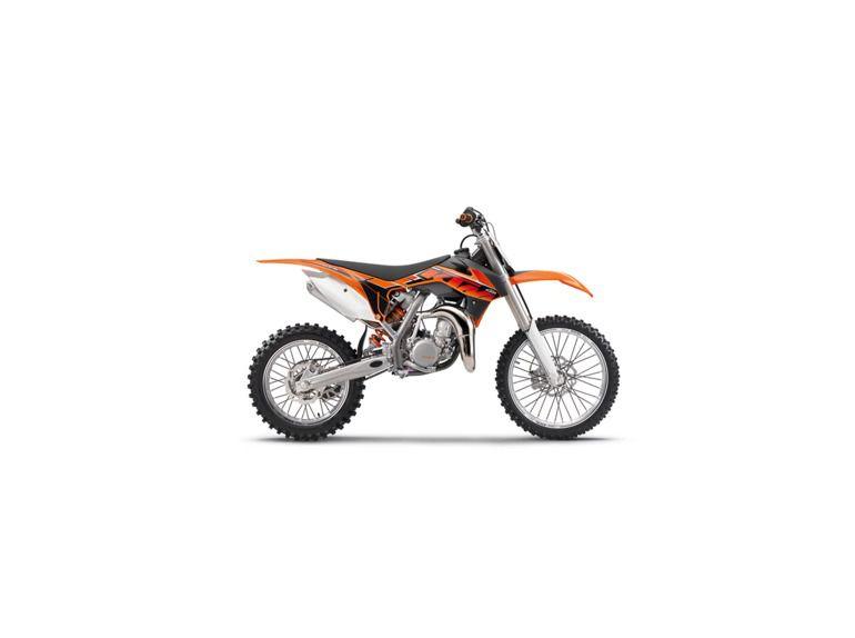 2014 KTM 85 SX 17/14 for sale on 2040-motos