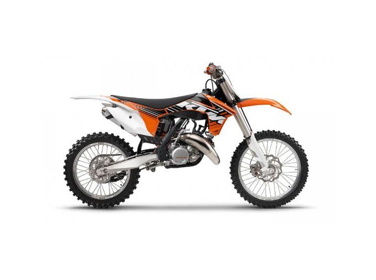 Buy 2012 KTM 125 SX on 2040-motos