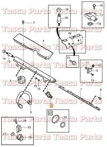 Find BRAND NEW OEM FUEL INJECTOR 1999-2009 VOLVO C70 S60