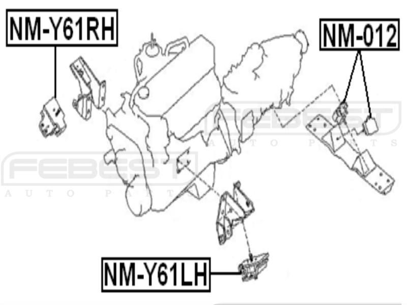 Nissan Patrol Y61 Fuse Box Diagram