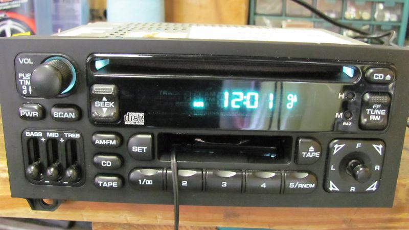 2001 Dodge Ram 1500 Stereo Wiring Harness