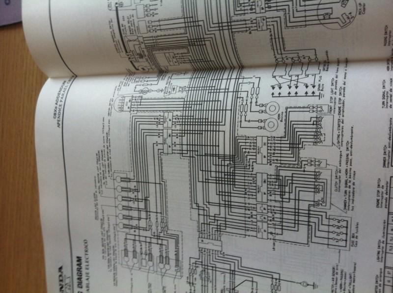 Cb750 Dohc Wiring Diagram