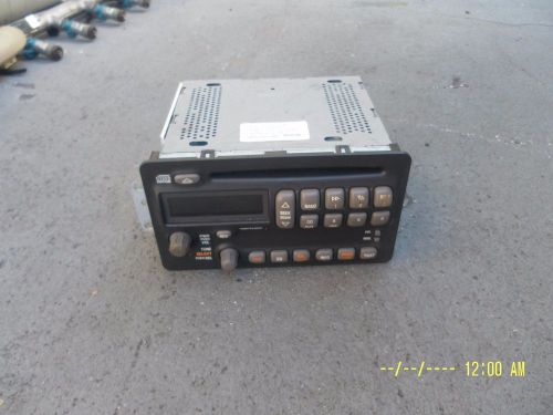 Saab 93 Amplifier 12757370 Amp 2003 2004 2005 2006 2007 Gm1027zsa