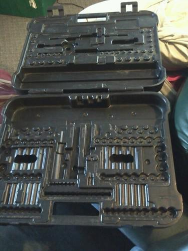 Sell Craftsman 122 Piece Mechanic S Tool Set Blow Molded
