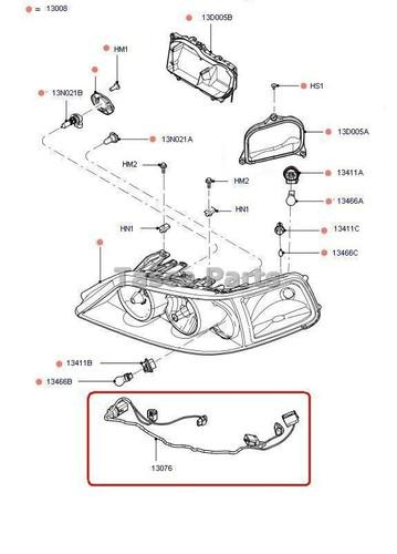 Find BRAND NEW OEM TRAILER TOW BAR ELECTRICS KIT 2005-2007
