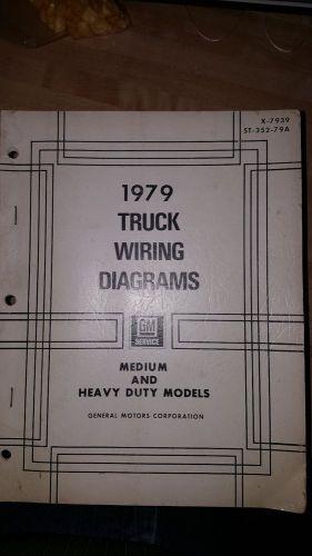 Buy 1979 Truck Wiring Diagrams, Medium and Heavy Duty