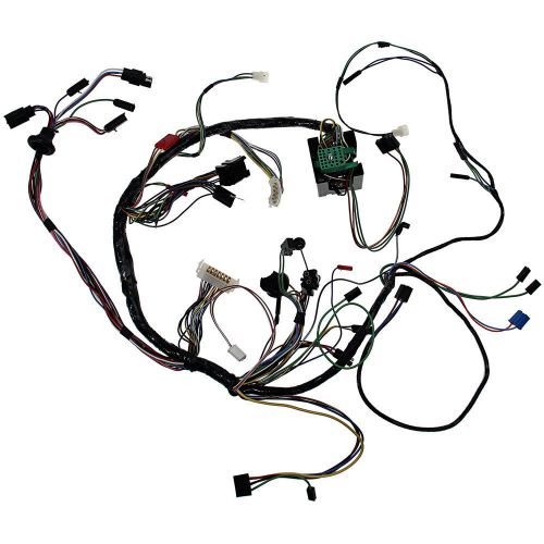 Sell AMP Mustang Underdash Wiring Harness With Tachometer