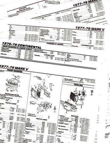 Buy Haynes Repair Manual Lincoln Town Mark Continental