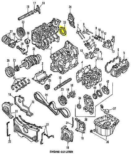 Sell 1957-1995 Chevrolet SBC NEW SEALED POWER CS-274