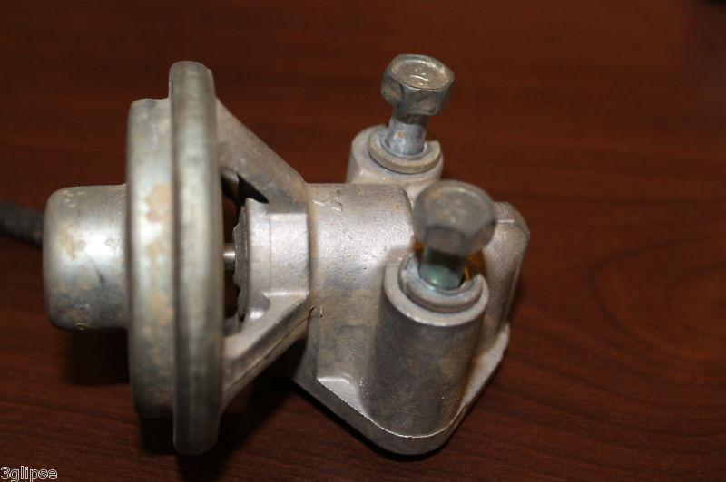 Suzuki Samurai Emission Parts