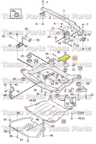 Purchase BRAND NEW OEM REAR ENGINE MOUNT 2001-2009 VOLVO