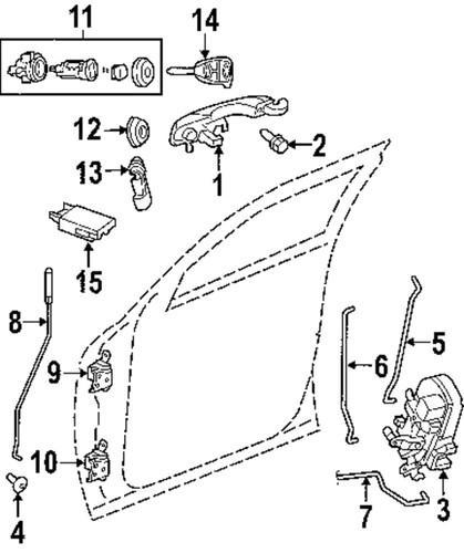 Fiat 500 Stereo Schaltplang