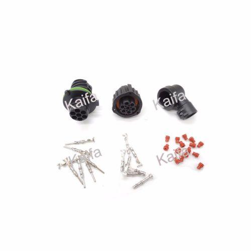 Find 20 Set AMP 7 Pin 1718230 Auto Sensor Plug Waterproof
